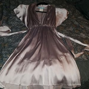 Guess by Marciano Lavender Dress
